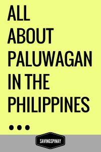 all about paluwagan