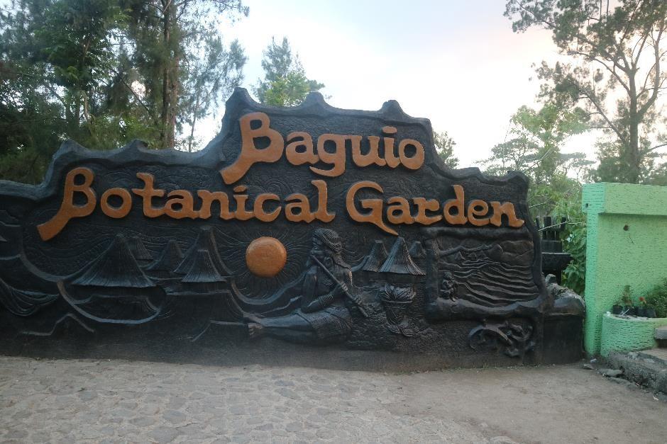 Baguio-Botanical-Garden