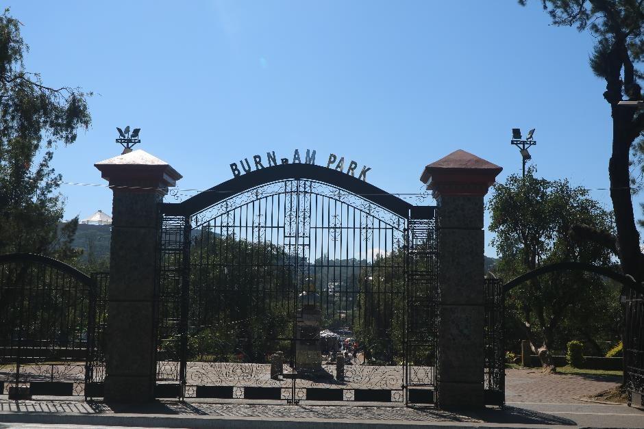 Burnham-Park-Baguio