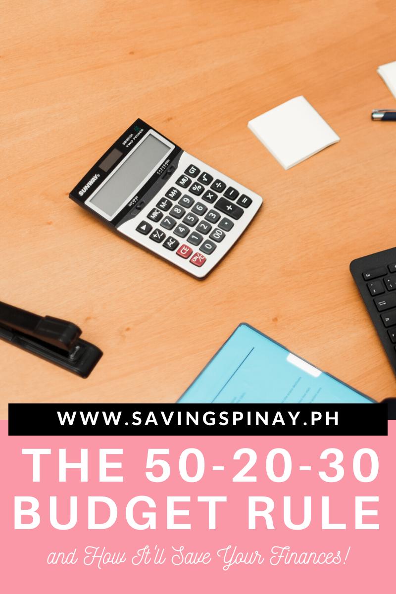 50-20-30-budget-rule