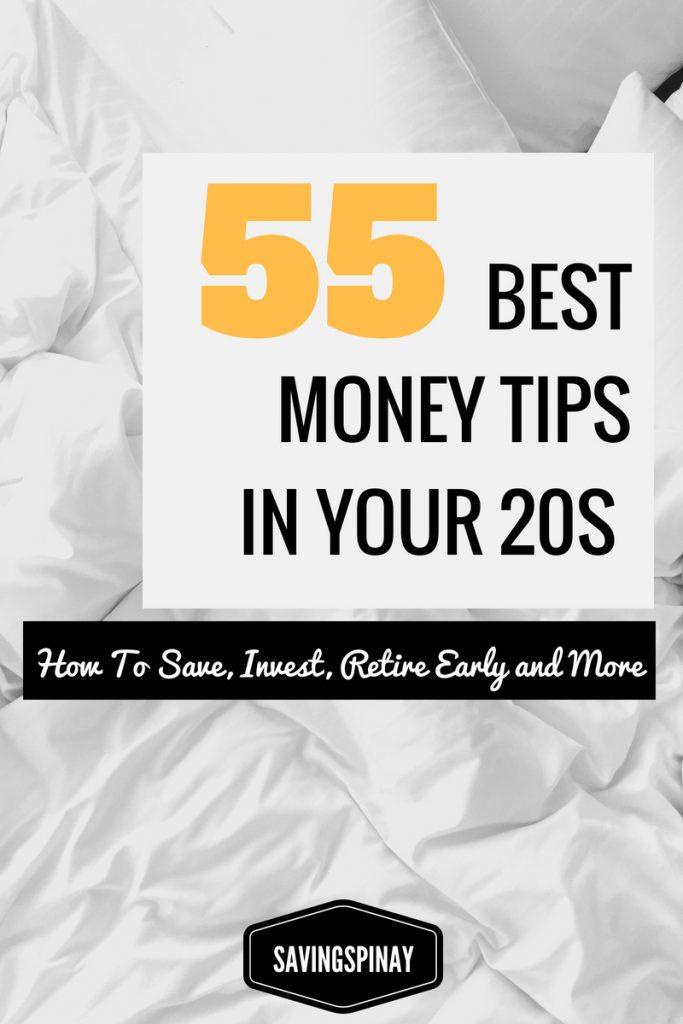 55 Best Money Tips In Your 20s