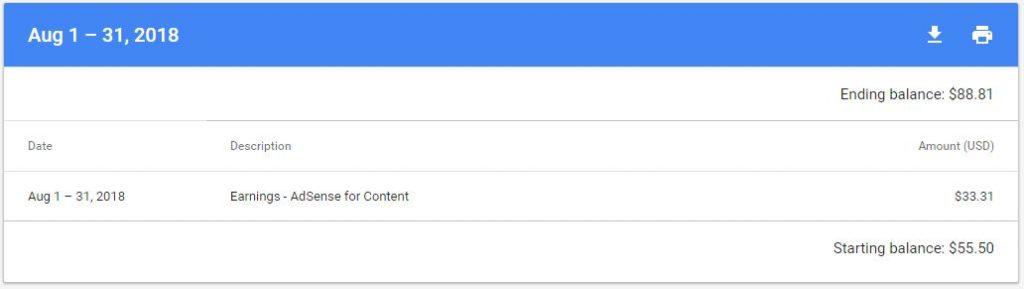 google-adsense-earning