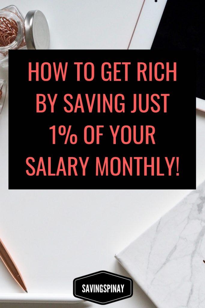 1%-Money-Saving-Challenge