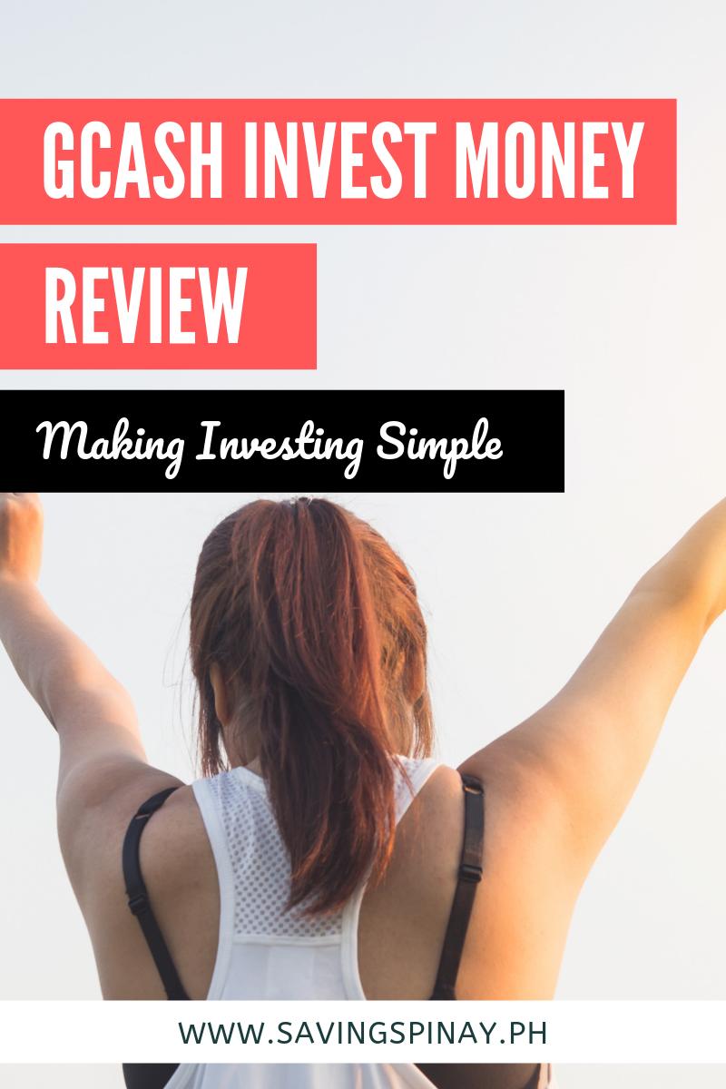GCash Invest Money
